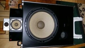 Vintage Technics Sb 7000 a speakers