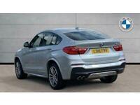 2016 BMW X4 SERIES X4 xDrive30d M Sport SUV Diesel Automatic
