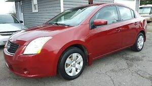 2009 NISSAN SENTRA !! NEW 2 YEAR MVI !! IMMACULATE CONDITION !!