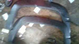 1988-1998 Chev & GMC truck fender flairs