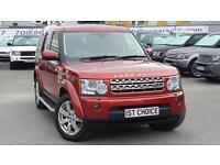 2009 LAND ROVER DISCOVERY 4 TDV6 XS BADGED AS A HSE AND HAS HAD THE FULL E