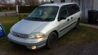 2003 Ford Windstar Camionnette