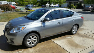 **2012 Nissan Versa Sedan** MINT condition