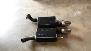 05-09 and 11-14 Mustang GT Mufflers