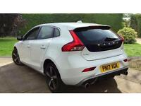 2017 Volvo V40 T2 (122) R Design with Winter Manual Petrol Hatchback