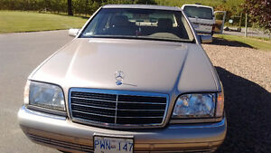 1999 Mercedes-Benz 300-Series Sedan