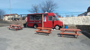Food Truck / Chip Truck for sale