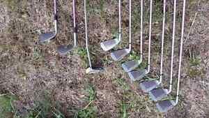 Golf clubs - ladies irons
