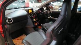 2009 VAUXHALL CORSA 1.6T 16v VXR Sport Leather Recaro Seats AUX AC