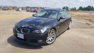 2008 Bmw 328i Coupe Black On Red Cars Trucks City Of Toronto