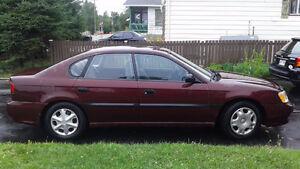 2001 Subaru Legacy Berline