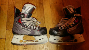 Hockey skate BAUER X RIVAL youth 3
