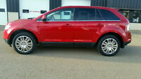 2010 Ford Edge Limited Sedan