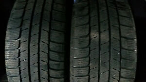 WINTER TIRES  235/50/r18   ($245...SET OF 4TIRES )