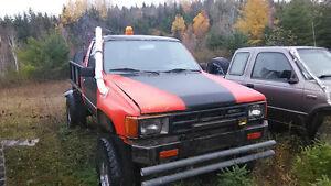 1987 Toyota MUD truck