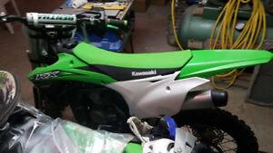 motocross kx 85 2016