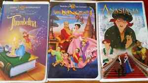 DISNEY VHS MOVIES CALL OR TEXT ME  London Ontario image 1