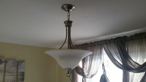 3 Bulb Chandelier(Bulbs Included)