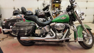 03 Harley Davidson  Heritage softtail classic