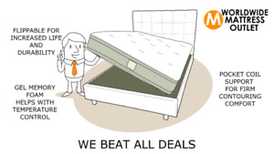 Mattress of the Month! Executive Suite 2-Sided Sapphire 30% OFF!