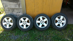 Volkswagen rims & tires