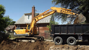Excavator 16 Ton,2015 Modern DPF, 26.5 ft Long Reach Arm