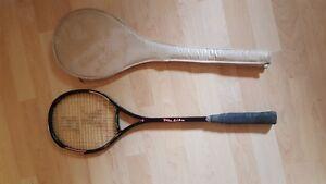 Black Night Squash Raquet