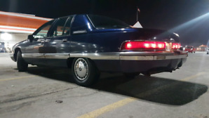1992 Buick Roadmaster **LOW KILOMETERS**