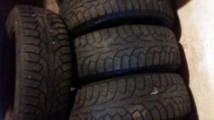 "WINTER TIRES  SETS -15""-16""-17""-18""-19""ETC."