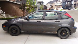 2004 Ford Focus ZX5 Hatchback - good driving conditions (OBO)