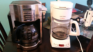 Coffee makers 10$ each