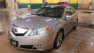 2009 ACURA TL SEDAN AWD BACK UP CAM & NAV