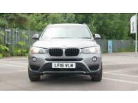 2016 BMW X3 xDrive20d SE 5dr Step Auto SUV diesel Automatic