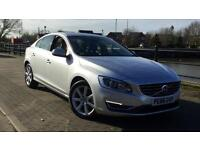 2017 Volvo S60 D4 SE LUX NAV Geartronic DELIV Automatic Diesel Saloon