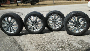 "16"" Honda Civic Rims And Tires"