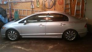 2009 Honda Civic EX-L LOW KMS QUICK SALE