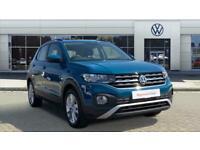 2021 Volkswagen T-Cross 1.0 TSI 115 SE 5dr Petrol Estate Estate Petrol Manual