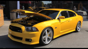 2012 Charger SRT Super Bee