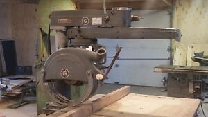 Delta Rockwell 40C Radial Arm Saw