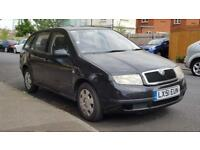 Skoda Fabia 1.4 Classic++Service History+Low Mileage+Drives well