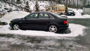 1999 Audi A4 Sedan as is where is