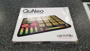 QuNeo 3D Multi Touch Pad Controller for $79.99!!!!!!