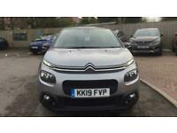 2019 Citroen C3 1.2 PureTech GPF Flair (s/s) 5dr Hatchback Petrol Manual