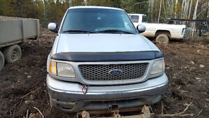 1999 Ford F-250 extended cab 4x4
