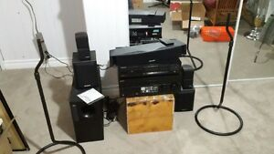 ** REDUCED ** Complete Home Theatre Surround Sound System Kawartha Lakes Peterborough Area image 2