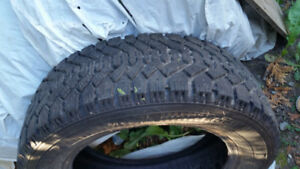 Winter tires - 2 sets of 4 - 2 sizes available.