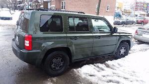 2007 Jeep Patriot VUS  4CYL 2.4L