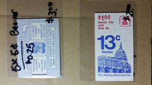 Mini Booklet Stamps, Coins, Rings, collectibles and more... Kitchener / Waterloo Kitchener Area image 6