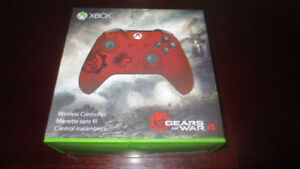 Xbox Gears of War Wireless Controller NEW OPEN BOX