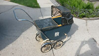 1940 Vintage Doll Carriage/Pram